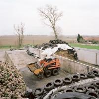 Wulvergem, 110x130 cm, 2011