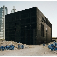 Cooling plant, Dubai, 65x81 of 125x155 cm,2009