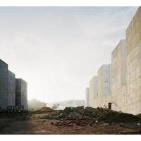 Ringroad Findeq Ceuta, 65x81 of 125x155 cm, 2007
