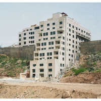 Sand ridge, Amman, 65x81 of 125x155 cm,2009