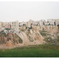 Valley II, Amman, 65x81 of 125x155 cm,2009