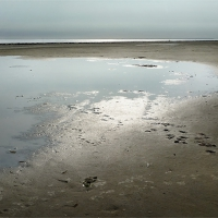 Strand Tjettepad, Ameland, 2010