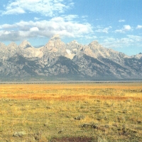 Tetons, Jackson Hole, Wyoming