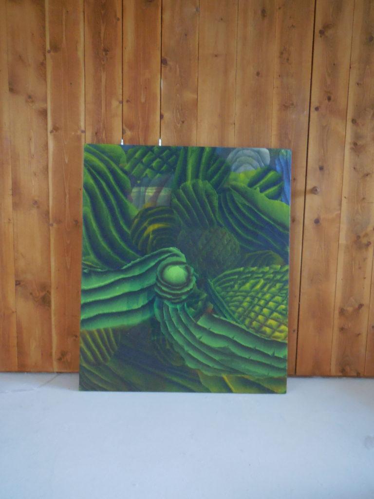 painting - Reinoud van Vught, 2016