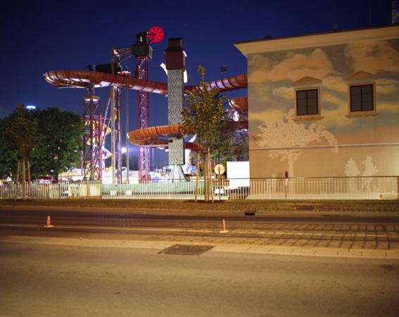 Licht 5,  60x70 of 100x120 cm,2009
