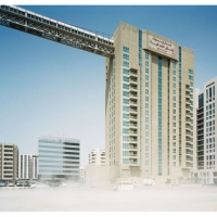 Business center long stay hotel, Dubai, 65x81 of 125x155 cm, 2009