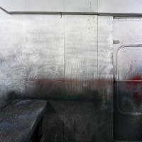 Bulaq Garage, 125x100 cm, Cairo, 2008