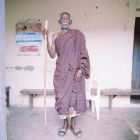 Ghana, 120x100 cm, 2011