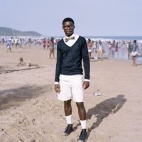 Bismarck, Ghana, 120x100 cm, 2011