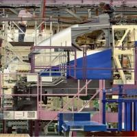 Série Melting Point, Alstom, Photo nr.3, 160x225 cm, 2009