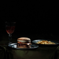 Burger, 65x82 cm, 2012