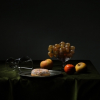 Doughnut, 65x82 cm, 2012